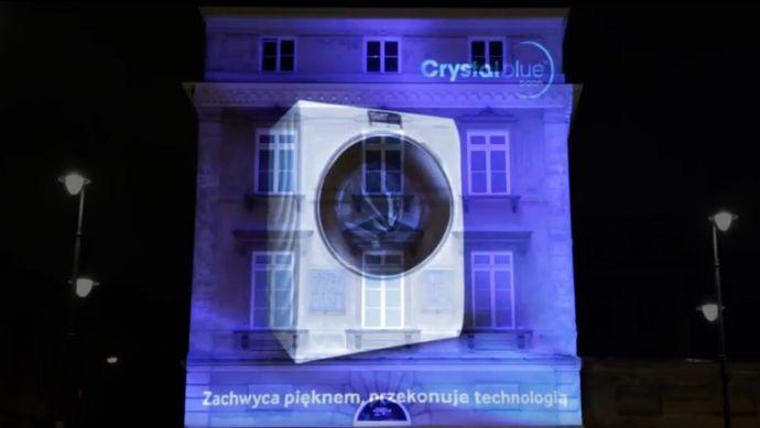 Samsung crystal blue Warsaw